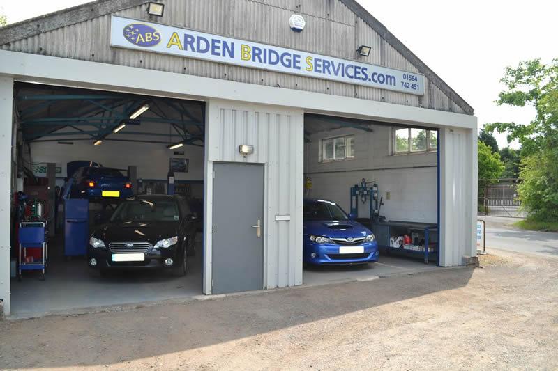 Arden Bridge Services - Redditch Worcestershire
