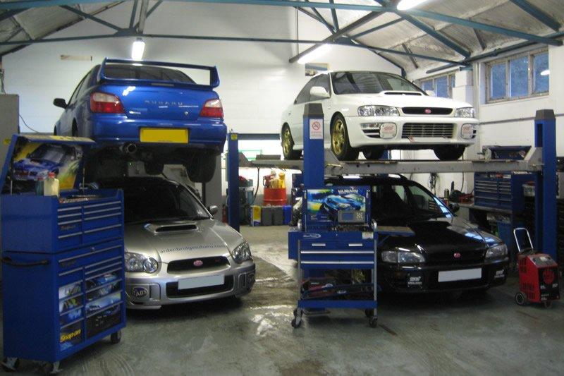 Subaru Specialist