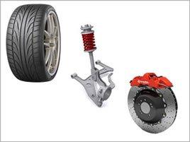 Arden Bridge Services Tyres Suspension Brakes