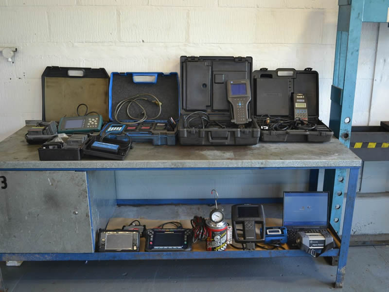 Full Range of Manufacture Diagnostics Equipment